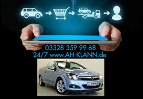 OPEL Astra H 1.8 140 PS TwinTop Cosmo Bi-Xenon 1.Hand