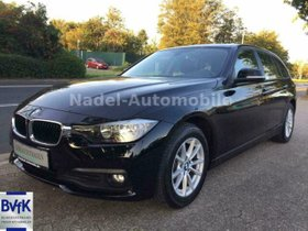 BMW 320d Advantage /Automatik/Navi/Leder/Panorama