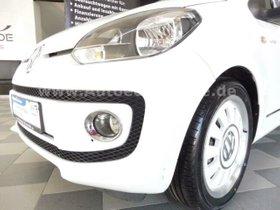 VW up! white up! T.Leder/Navi/Sitzhz/Alu