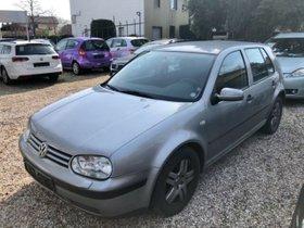 VW Golf 4 1.6 FSI Klima 5 türen  Klima Alu Sitzheiz