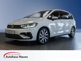 VW Touran 2.0 TDI United DSG R-Line Navi Rückfahrkamera AHK ACC LED