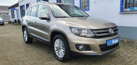 VW Tiguan 1.4 TSI BlueMotion Technology Cup Sport & Style AHK Parkassist Winterräder incl