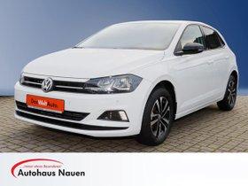 VW Polo 1.0 TSI IQ Drive Navi ACC BlindSpot Ganzjahresreifen PDC