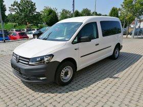 VW Caddy 2.0 TDI Maxi Kombi ACC-PDC+KLIMA+