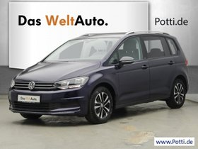 Volkswagen Touran DSG 2,0 TDI BMT IQ.DRIVE 7-Sitzer AHK APP