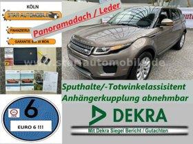 LAND ROVER Range Rover Evoque 2,0 TD4-XENON-P.DACH-EU6!-