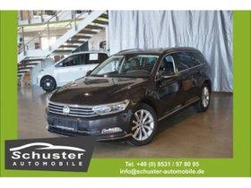 VW Passat Variant Highline 2.0TDI-DSG ACC LED Navi