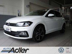 VW Polo United 1.0 TSI OPF, R-LINE+NAVI+LED+ACC+REAR VIEW