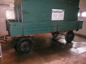 Anhänger Ackerwagen von Krone mit 4 Tonnen ges. Gew.