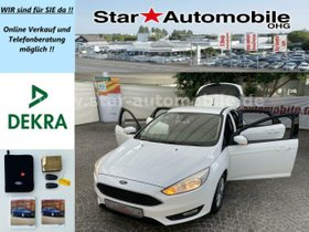 FORD Focus 1.5 TDCI Business Edition-NAVI-