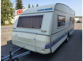 Wohnwagen innen RENOVIERT! Preis verhandelbar
