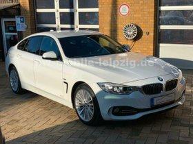 BMW 420 d Gran Coupe Luxury Leder BiXenon Navi SHZ