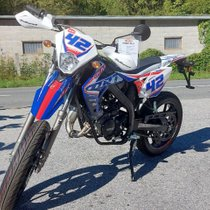 NEU Rieju MRT 50 Replica Supermoto oder Cross (E5) Moped / Enduro