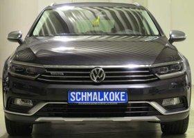 VW Passat Alltrack 2.0 TDI SCR 4Mot DSG Leder Navi