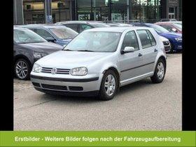 VW Golf IV Special 1.4 Klima Alu Spieg. beheizbar