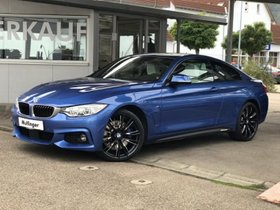 BMW 440i Coupe xD M Perf-Kit Ad-LED ACC HUD SurView
