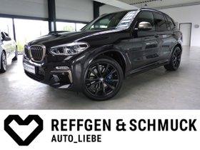 BMW X3 M40I M-AERODYNAMIK+SPORTAUTOMAT+LED+NAV+LEDER