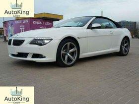 BMW 650 i  Aut. Cabrio. V8. Xenon. Navi
