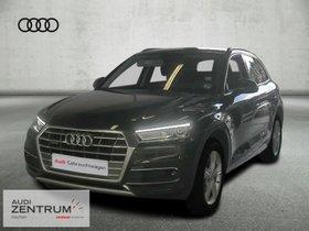 Audi Q5 40 TDI quattro sport S tronic Euro 6, MMI Navi