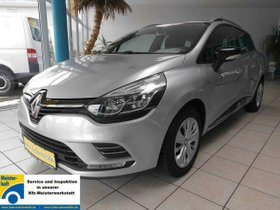 RENAULT Clio IV 1,5 dci Limited Navi 1.Hand Orig. 33tkm.