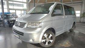 VW Multivan Business Autm.Navi-AHK-Alu-Tempo-