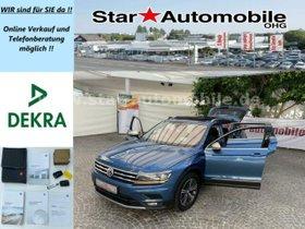 VW Tiguan ALLSPACE 2.0 TDI COMFORTL.-7.SITZER-360°-