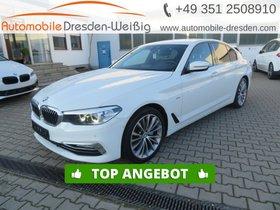 BMW 520 d Luxury Line-Navi Prof-Leder-HiFi-Kamera-