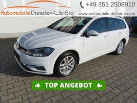 VW Golf Variant VII 1.6 TDI Comfortline-Navi-ACC-