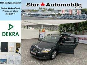 VW Touran Highline 2.0TDIBMT 7.SITZE-CRASH WARN-EU6
