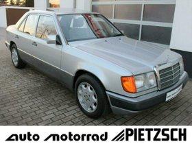 MERCEDES-BENZ 200 E Alu ABS el.Sp.+Schiebedach Servo ZV