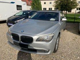 BMW 740i Voll Navi Xenon Leder Alu AHK