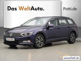 Volkswagen Passat Variant 1,6 TDI BlueMotion AHK ACC Navi