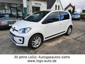 VW up! Club LPG Autogas = 59 Cent tanken Mod.2017