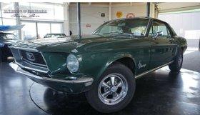 FORD Mustang  68er 289 cui V8 Automatik BKV Servo