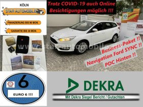 FORD Focus Turnier1.5 TDCi-START-STOPP-NAVI-PARKP-EU6
