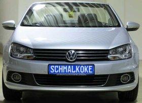 VW Eos 2.0 TDI DPF Leder Navi eSAD Climatronic