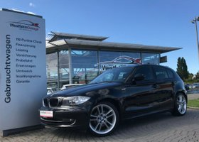 BMW 116i Klima,Isofix,Start/Stop,CD-Radio