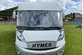 Wohnmobil Hymer B674 SL