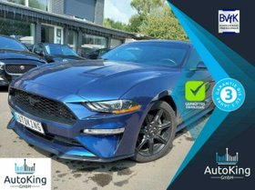 FORD Mustang 2,3l Eco Boost 2018 4V blau Coupé