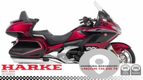 HONDA GL 1800 Gold Wing 2021 Tour DCT & Airbag