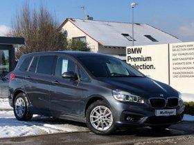 BMW 218d GranTourer 7Sitze Navi LED Sitzh.ParkAssist