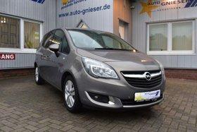 Opel Meriva 1.4 Edition -PDC-Klimatr.-Nebel-Alu-Te...