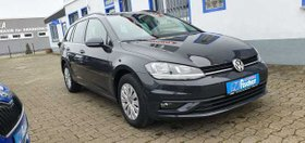 VW Golf VII Variant 1.6 TDI SCR Trendline Bluetooth Sprachbedienung