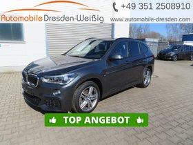 BMW X1 xDrive 20d M Sport-Navi-KeyGo-Pano-