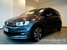 VW Touran IQ.DRIVE 1,5 l TSI OPF DSG - Discover Media, Seitenairbag hinten