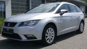 SEAT Leon ST Style 2.0TDI Navi Alcantara PDC SHZ