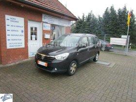 DACIA Lodgy Prestige 1,6L LPG Gas TÜV 01/2023