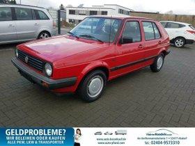 VW Golf CL,OMA AUTO,1HD,ESSD,SCHECKH,ORIGINAL ZUS.