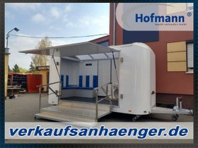Hofmann EVENT - Anhänger PKW Anhänger 400x220x230cm 2700kgGG