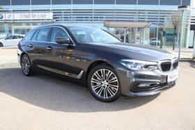 BMW 520d xDr.T.Sport DrivAss+ACC Navi AHK Park+ 18